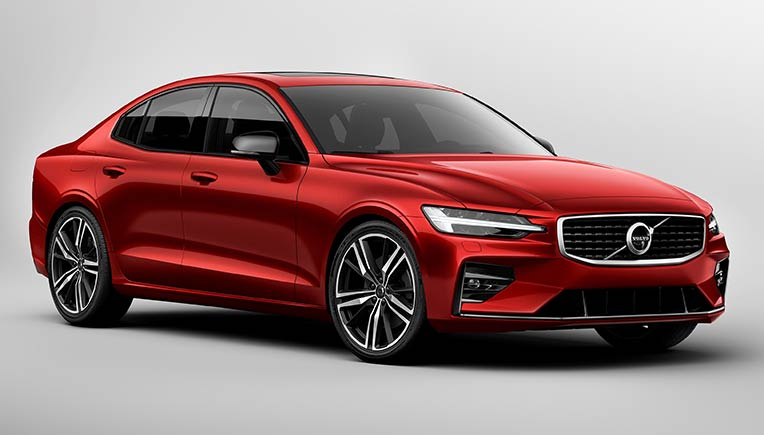 New Volvo S60 made in US
