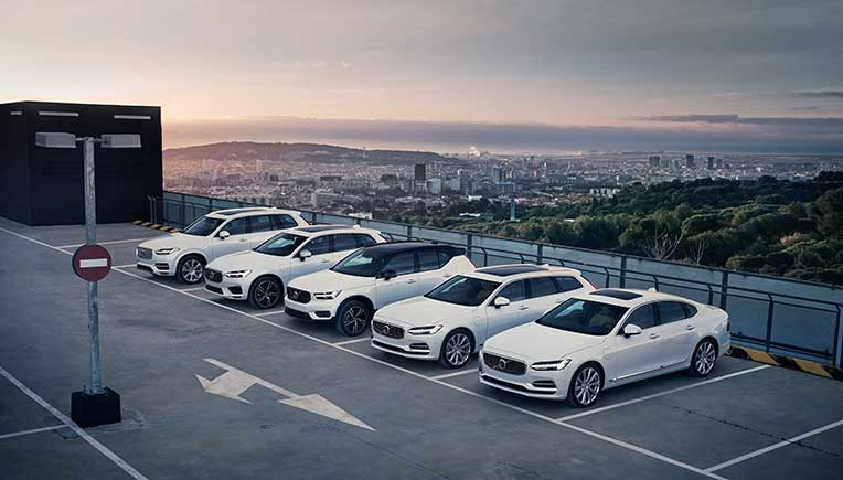 Volvo Cars sets new record in 2018, breaking 600,000 sales milestone