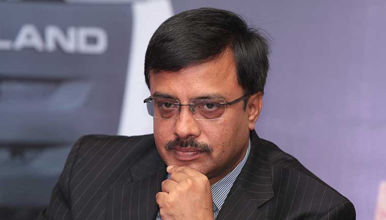 Ashok Leyland has announced the resignation of its Managing Director and Chief Executive Officer (MD & CEO) Vinod K. Dasari effective March 31, 2019.