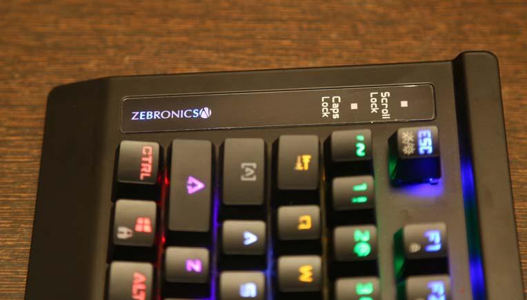 10f7391379d Zebronics Max Mechanical Keyboard Review