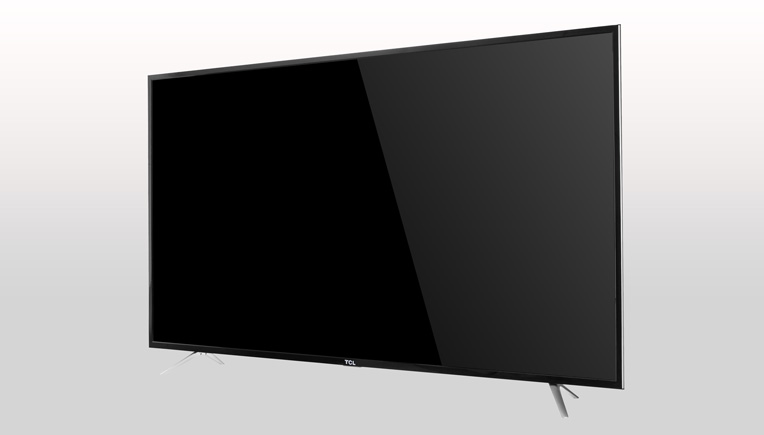 tcl launches 65 inch 4k uhd led smart tv. Black Bedroom Furniture Sets. Home Design Ideas