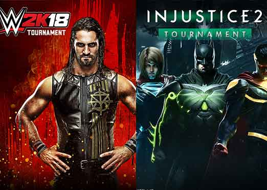 e-xpress announces Injustice 2 and WWE 2K18 tournaments at IGX 2017