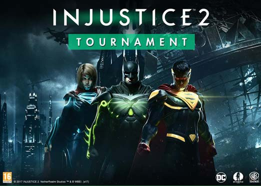 e-xpress announces Injustice 2 tournament, winner to compete in UK