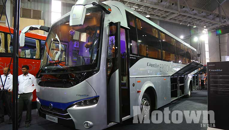 Busworld India 2018 New Buses And Products Unveiled At 8th