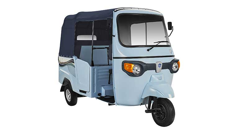 Ape E-City electric 3-wheeler launched at Rs 1.97 lakh