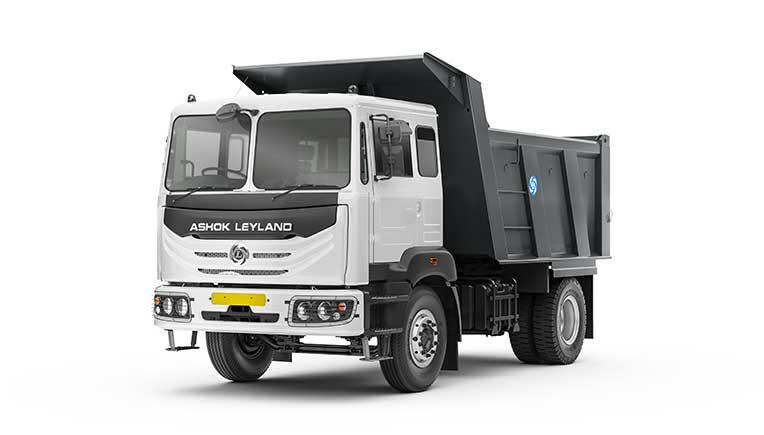 Ashok Leyland launches AVTR  BS-VI compliant modular trucks