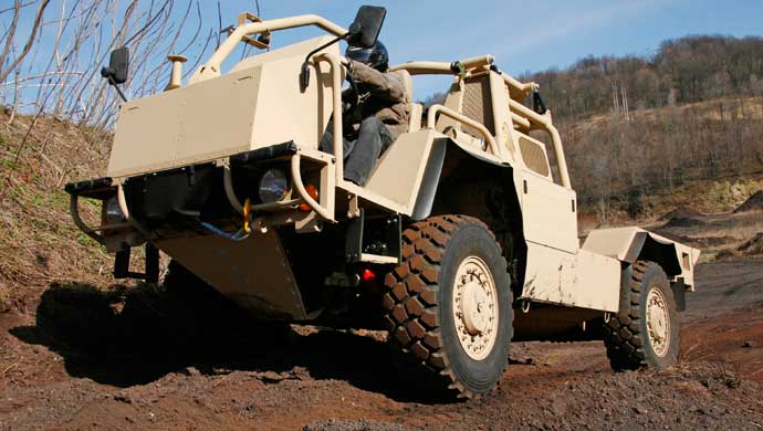Common Vehicle Next Generation (CVNG); Pictures courtesy Lockheed Martin