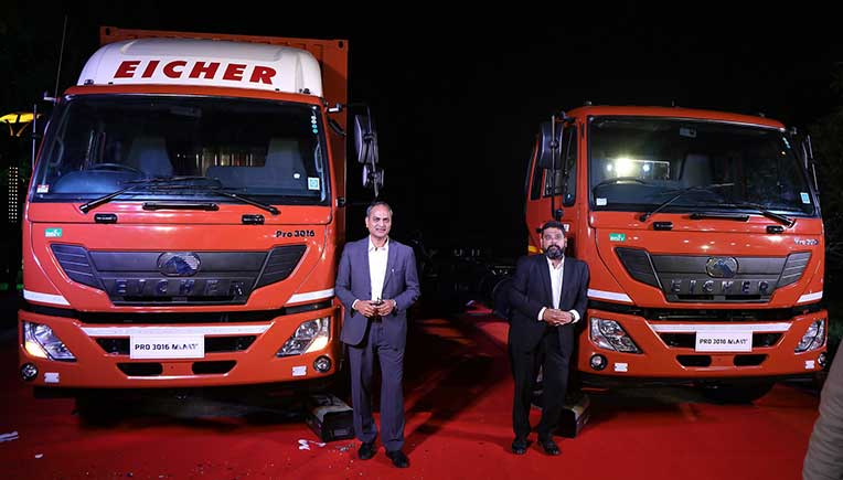 Rama Rao A S, Executive Vice President, Sales, Marketing and Aftermarket, Heavy Duty Trucks, VE Commercial Vehicles