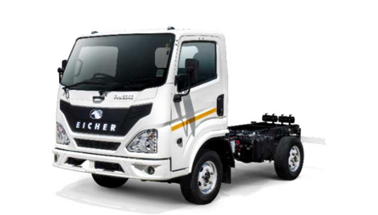 Eicher unveils India's first BS-VI CV range; Expands light duty trucks portfolio