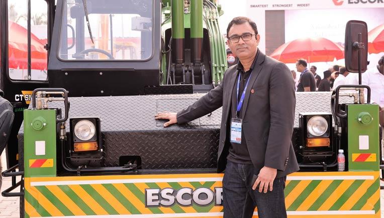 Escorts at Excon 2017