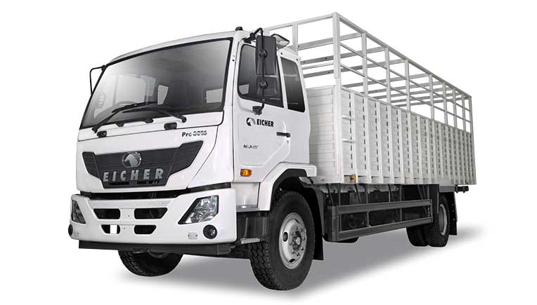 Eicher Trucks & Buses introduces AMT in 16T truck category
