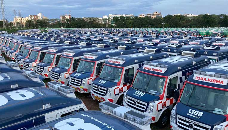 Force Motors commissions 1000 new Traveller Ambulances to fight Covid