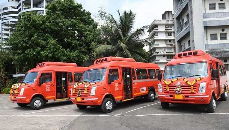Force Traveller Smart Citibus inducted into BEST fleet