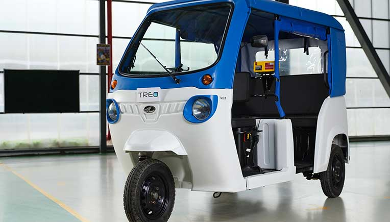 Mahindra Electric 3 Wheler Range Treo, Treo Yaari now available in New Delhi