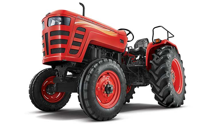Mahindra launches all-new Sarpanch Plus tractor series in Maharashtra