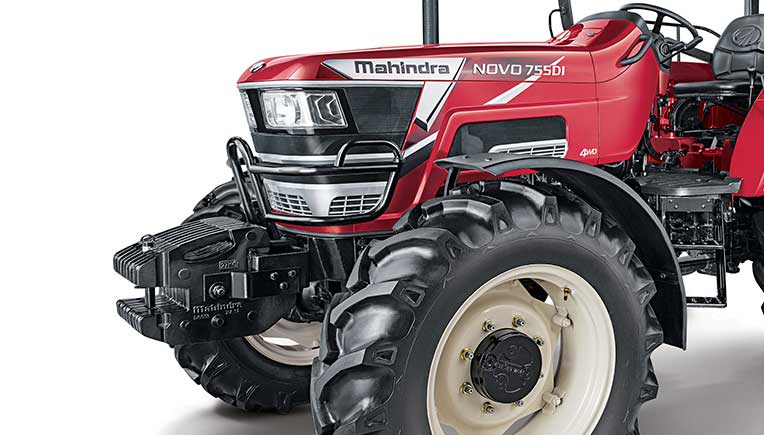 Mahindra tractor total sales at 13,613 units in March 2020