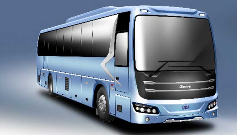 Olectra-BYD launches intercity C9 electric bus