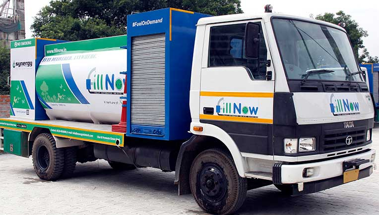 Synergy extends 'FillNow' fuel service to Noida, NCR Region