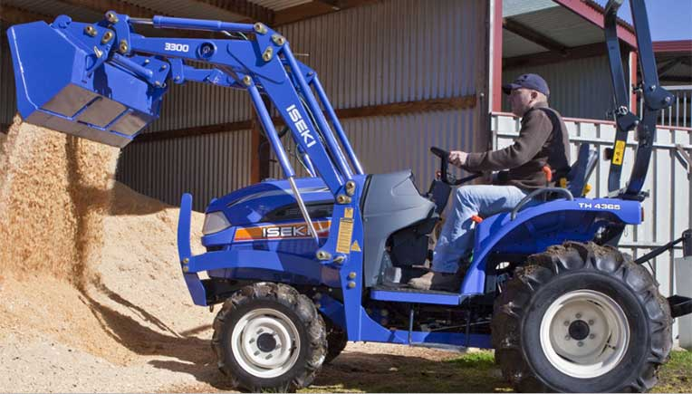 Tafe inks agreement with Japan's Iseki for making compact tractors in India