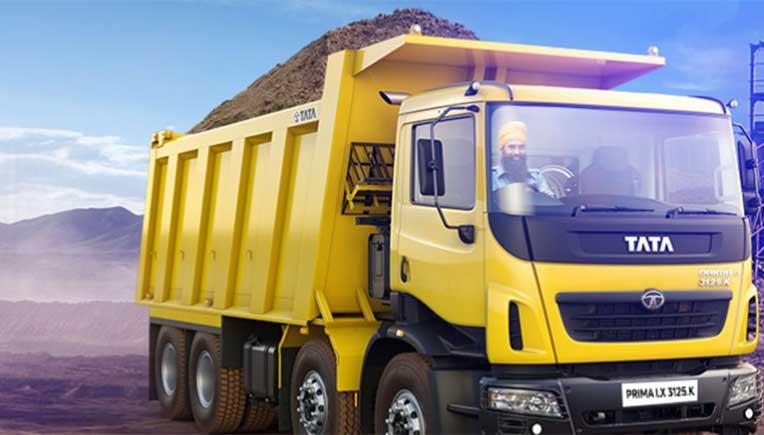 Tata Motors commercial vehicles sales decline by (-) 45 per cent