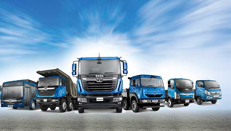 Tata Motors future-ready range of commercial vehicles