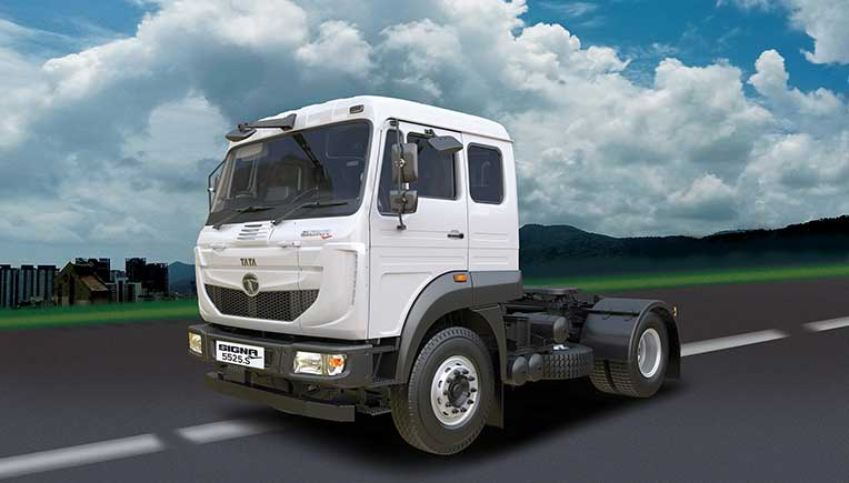 Tata Motors launches Signa 5525.S 4x2 with 55 tonnes GCW
