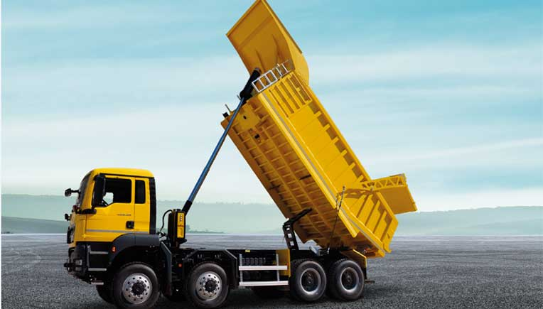Global leader in loading and unloading hydraulic solutions
