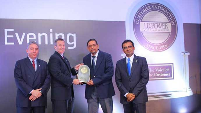 J.D. Power Asia Pacific has awarded New Holland Agriculture with the India Tractor Customer Satisfaction award