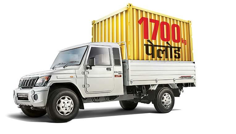 Mahindra Bolero Pick up range crosses 1.5 lakh mark in domestic sales in FY'19