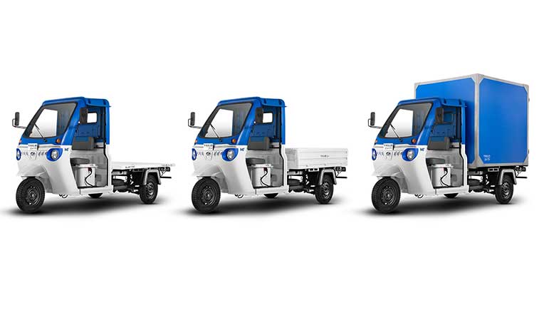 Mahindra Electric launches Treo Zor electric 3-wheeler