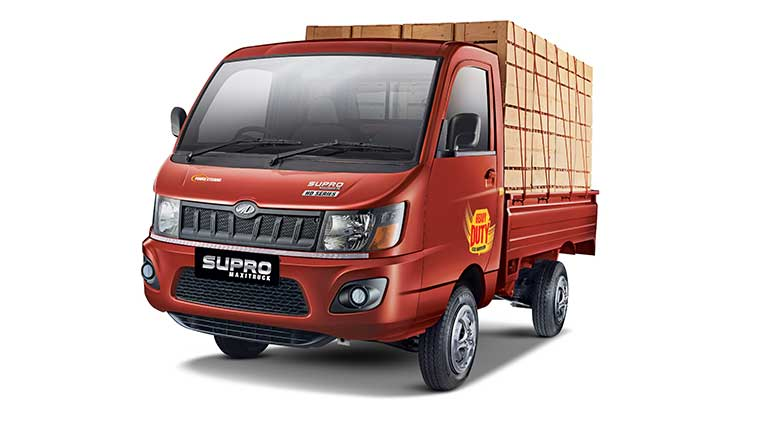 93e105e344 Mahindra Supro offers celebration package as it completes 3 years