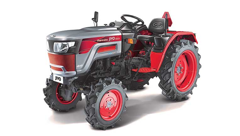 Mahindra is India's Most Attractive Tractor brand