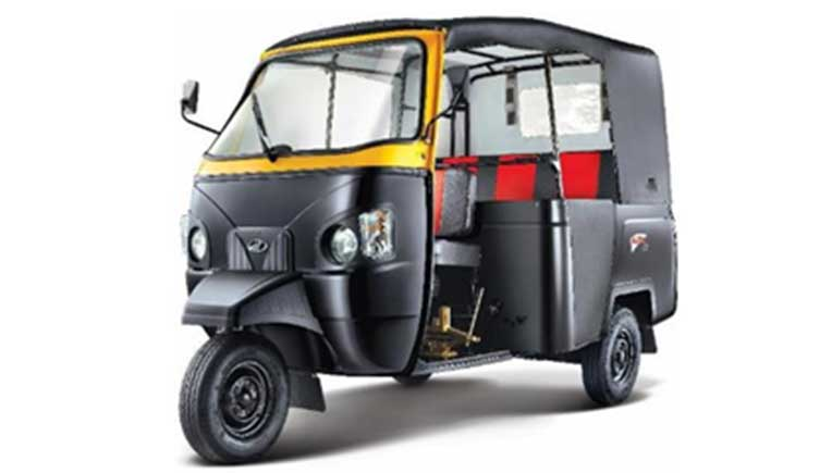 Mahindra rolls out BS6 variants of 3-wheeler Alfa