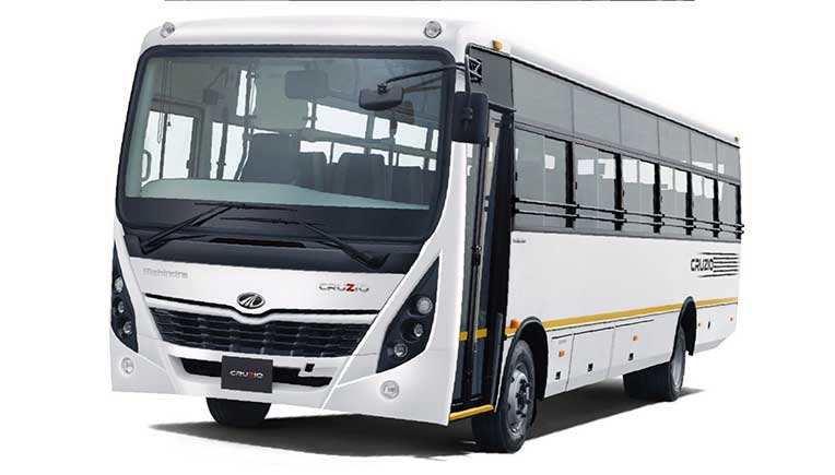 Mahindra unveils Cruzio, an all-new range of buses based on ICV platform