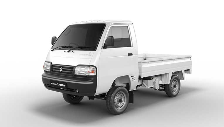 Maruti Suzuki Super Carry BS VI S-CNG launched at Rs 5.07 lakh