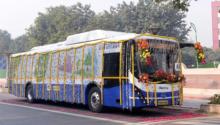The State Government of Delhi has initiated the trials of zero emission and noise free Olectra-BYD 12-metre electric bus eBuzz K9 with a 35+1 (Driver) seating capacity.