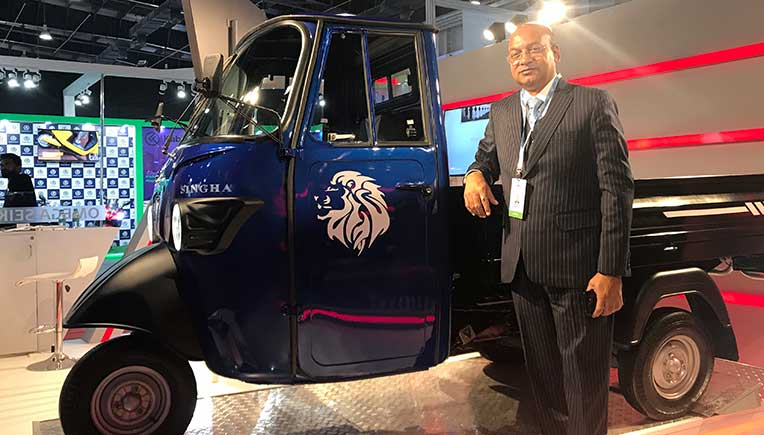 Omega Seiki launches electric cargo 3-wheelers at Rs 3.5 lakh onward