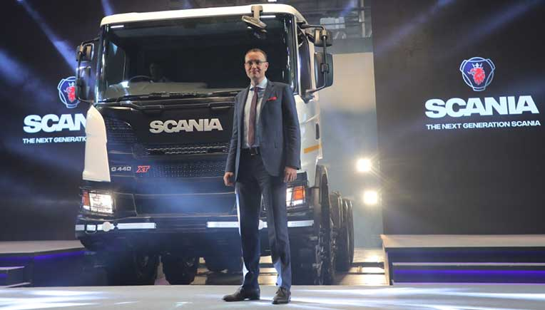 Scania India launches Next Truck Generation