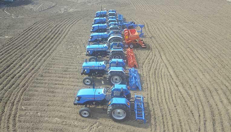 Sonalika tractors