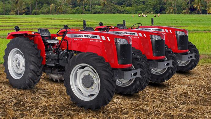 Massey Ferguson (MF) 'Smart' series of tractors