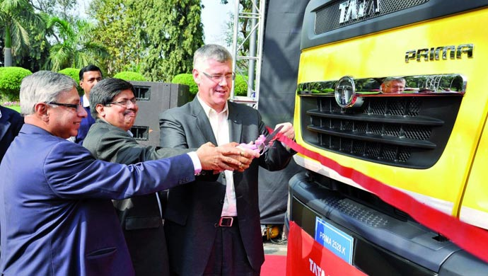 The 2 millionth vehicle from Jamshedpur plant in 2013