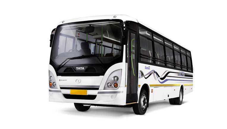 New AMT buses from Tata