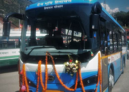 10 cities selected for pilot project of e-buses, taxis under FAME India