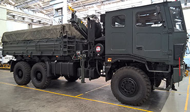 619 Tata 6X6 HMV to be procured by Indian Army