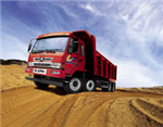 AMW launches new 1618 TP Tipper at Excon'11