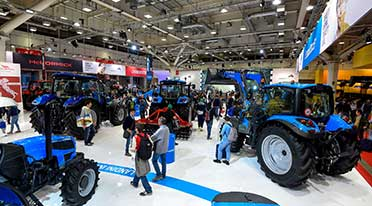 Argo Tractors, International Tractors Limited sign partnership agreement
