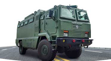 Armed, Paramilitary Forces' armoured vehicles exempted from BS-VI emission norms