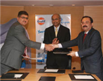 Ashok Leyland and Gulf Oil sign MOU