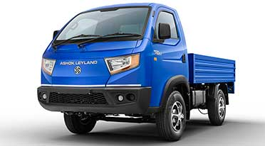 Ashok Leyland launches Bada Dost LCVs at Rs 7.75 lakh onward
