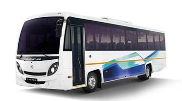 Ashok Leyland launches Oyster- next gen AC Midi-Bus